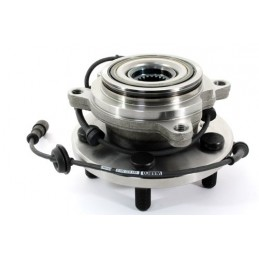 Front Wheel Bearing Hub And Wabco Abs Sensor Assembly - Land Rover Discovery 2 4.0 L V8 & Td5 Models 1998-2004 - supplied by p
