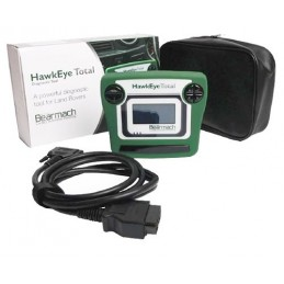 Hawkeye On Board Diagnostic , Fault Reader And Reset Tool - All Land Rover And Range Rover   Models With Obd Diagnostics