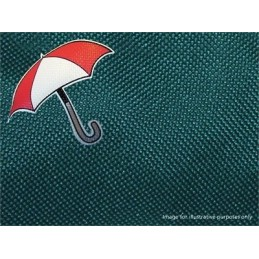 Waterproof Front Seat Covers - Green - Range Rover Mk2 P38A 4.0 4.6 V8 & 2.5 Td Models 1994-2002 www.p38spares.com front, v8, td