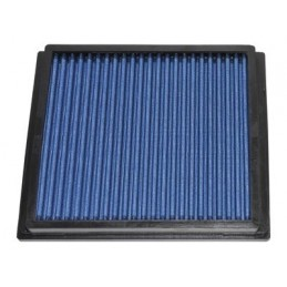 Petrol Engine Performance Air Filter - From Xa410482 - Range Rover Mk2 P38A 4.0 4.6 V8 Models 1999-2002 - supplied by p38spare