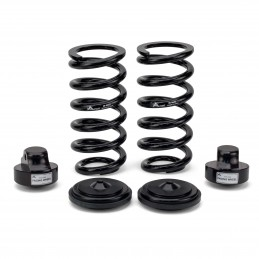 Rear Air to Coil Spring Mercedes-Benz E-Class (W211 Wagon) with Rear Levelling, NON ADS Conversion Kit 2002-2009