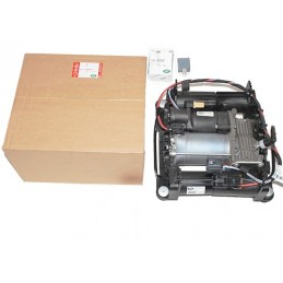 Genuine Air Suspension Compressor Pump From 6A00001 - 4.4 4.2 V8 & 3.0 3.6 Td From Vin 6A00001 Models 2006-2009 www.p38spares.co