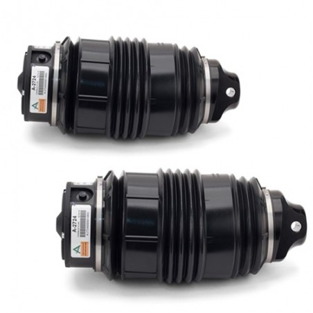 Pair Air Suspension Spring Mercedes-Rear Benz E-Class (W211 Wagon) with Rear Levelling Only Fits Left and Right 2002-2009
