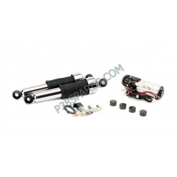 Harley-Davidson Motorcycle  Harley-Davidson - Sportster Motorcycle Air Suspension Kit For Model Years 2005-2008 - Chrome Arnott