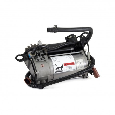 New Wabco Audi A8 S8 D3 Diesel Normal & Sport Suspension Arnott Air Suspension Compressor Dryer Assembly 2002-2010