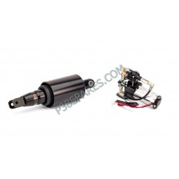 Suzuki - Haybusa Motorcycle Air Suspension Kit For Model Years 2008-2018 - Black switch - supplied by p38spares Suzuki - Haybu