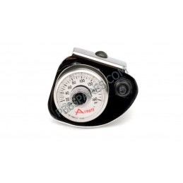 Indian Motorcycle  Pressure Gauge With Toggle For Touring Series - Motorcycle Air Suspension Kit For Indian Model Years 2014-201