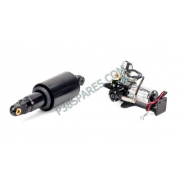 Arnott   Yamaha - FZ1 Motorcycle Air Suspension Kit For Model Years 2006-2015 - Black - supplied by p38spares Yamaha - Fz1 Motor
