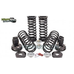 Arnott Coil Spring Conversion Kit W/Ebm - 10-12 Land Rover Range Rover W/Vds - Model Years 2010-2012 - Arnott Inc supplied by