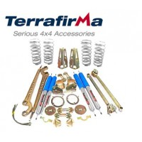 Terrafirma 4X4 parts