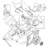 Land Rover Discovery 1 1989-1994 Radiators, Fans, Pumps & Hoses Parts from Allmakes, Britpart, OEM and Bearmach
