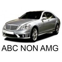 W221 with ABC Suspension (Excluding AMG) 2007-2013
