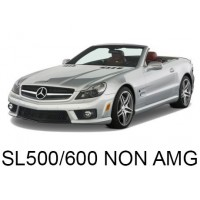 SL500 600 2007-2012 SL-CLASS (R230 Chassis SL500 & SL600) Non AMG with ABC Air Suspension Springs, Bags , Compressors, Pumps