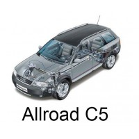 Audi C5 / 4B A6 Chassis Allroad Quattro 2000-2005|Air Suspension Springs, Compressors, Coil Conversion Kits