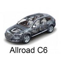 C6 / 4F S6 Chassis Allroad,  Sedan & Avant Quattro 2003-2011