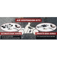MOTORCYCLES - AIR SUSPENSION