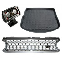 Land Rover Discovery 3 Upgrades and Accesories|Parts & Accessories