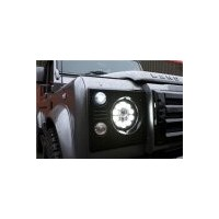 UK Based Supplier of top quality Terrafirma 4X4 LED 7 inch Headlights from Allmakes, .We ship worldwide!