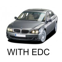 BMW 7 Series E65 & E66 (with EDC) 2001-2008|Air Suspension Springs, Compressors, Coil Conversion Kits