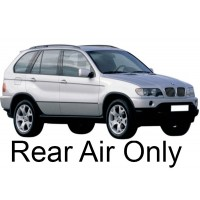 BMW X5 E53 Chassis (With Rear Air Leveling Only) 1999-2006|Air Suspension Springs, Compressors, Coil Conversion Kits