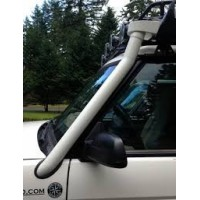 UK Based Supplier of top quality Terrafirma 4X4 Steel Raised Air Intakes from Allmakes, .We ship worldwide!