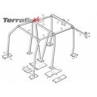 UK Based Supplier of top quality Terrafirma 4X4 Discovery 1 from Allmakes, .We ship worldwide!