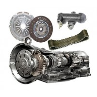 Clutch and Gearbox