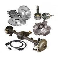 Brakes / Axles / Prop Shafts