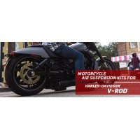 V-Rod® - Arnott Air Suspension Ride Kits for your 2007-2017 Harley-Davidson® V-Rod Muscle or Night Rod Special. UK based.