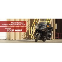 Gold Wing - Arnott Air Suspension Ride Kits for the Honda Gold Wing or Gold Wing F6B. UK based.