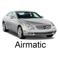Mercedes-Benz W219 CLS55 & CLS63 (AMG) 2004-2011|Air Suspension Springs, Compressors, Coil Conversion Kits