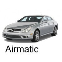 Mercedes-Benz W219 with AIRMATIC 2004-2011|Air Suspension Springs, Compressors, Coil Conversion Kits