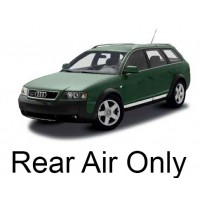 Audi Allroad C5 / 4B A6 Chassis Avant Quattro 4.2/S6 (with Rear Leveling Only) 1997-2005|Air Suspension Springs, Compressors
