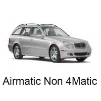 Mercedes-Benz W211 with AIRMATIC, without 4MATIC 2002-2009|Air Suspension Springs, Compressors, Coil Conversion Kits